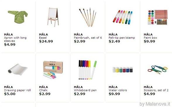 MALA line by IKEA